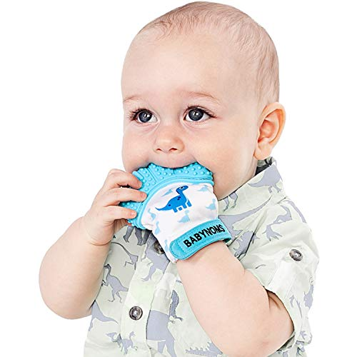 BabyNoms Teething Original Silicone Self Soothing product image
