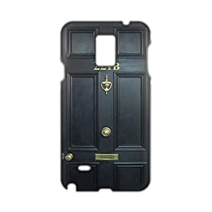 Evil-Store 221B Door 3D Phone Case for Samsung Galaxy Note4