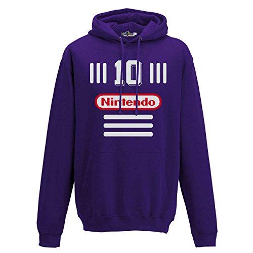 Manuel Vintage Leg Rui 97 10 Calcio Cappuccio Felpa Fiorentina 98 Stagione Purple Costa tqnwEfnB