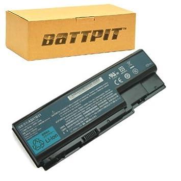 Battpit Recambio de Bateria para Ordenador Portátil Acer Aspire 5942G-724G64Bn (4400mah / 65wh): Amazon.es: Electrónica