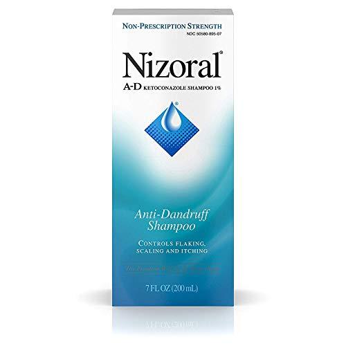 Nizoral Anti-dandruff Shampoo With Ketoconazole 1%, Original Version, 7 Ounce