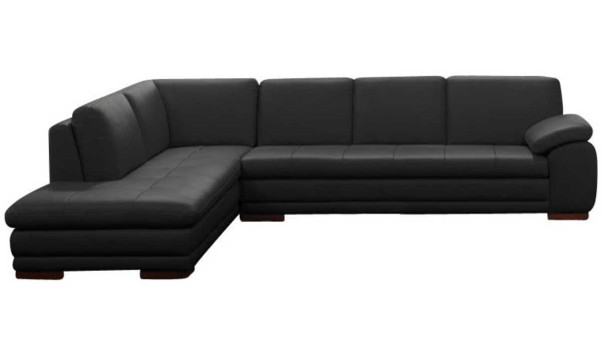 J&M Furniture 625 Italian Leather Sectional Sofa