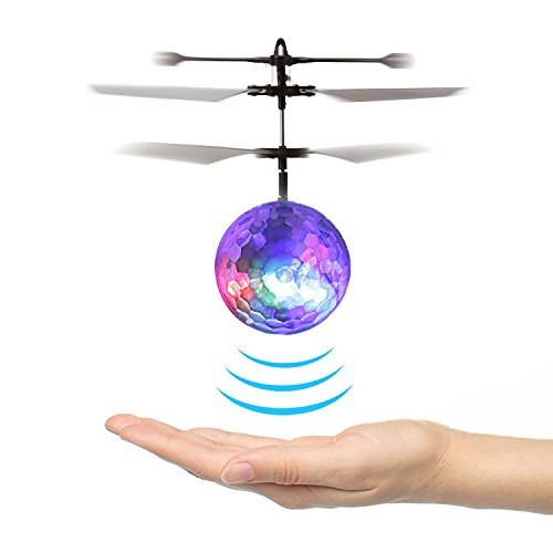 Hosim RC Flying Ball, RC infrared Induction Helicopter/Aircr