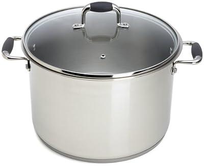 Pauli Cookware 10 Quart Never Burn Stock Pot