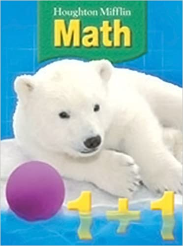 Math Worksheets houghton mifflin math worksheets grade 5 : Houghton Mifflin Math (Grade 1): Carole Greenes: 9780618590919 ...