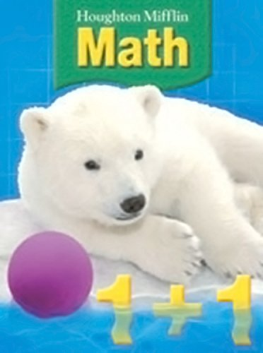 Houghton Mifflin Math (Grade 1)