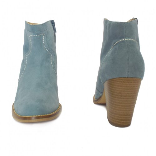 Peter Kaiser Marisana Ankle Boot in Pacific Blue Suede Pacific ozwefji6h