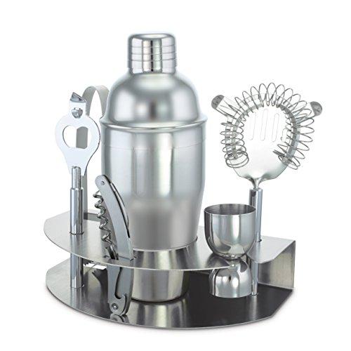 7 Piece Stainless Steel Bar Tool Set (Cart Accessories Bar)