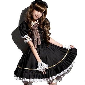 criada cosclub calabaza adultos lolita cosplay traje ...