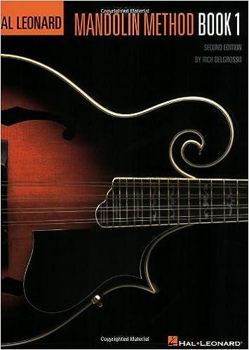 Amazon.com: The Hal Leonard Mandolin Method Book: Only for ...