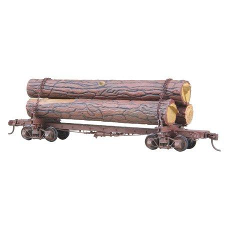 Ho Log - HO KIT Skeleton Log Car