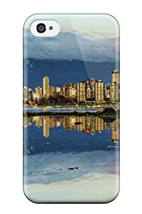 AWU DIYValerie Lyn Miller Iphone 4/4s Well-designed Hard Case Cover Vancouver City Protector