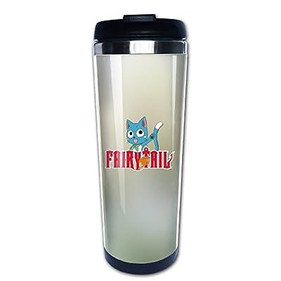 Fairy Tail Happy Cat Coffe Mugs/Travel Mugs/Vacuum Cup