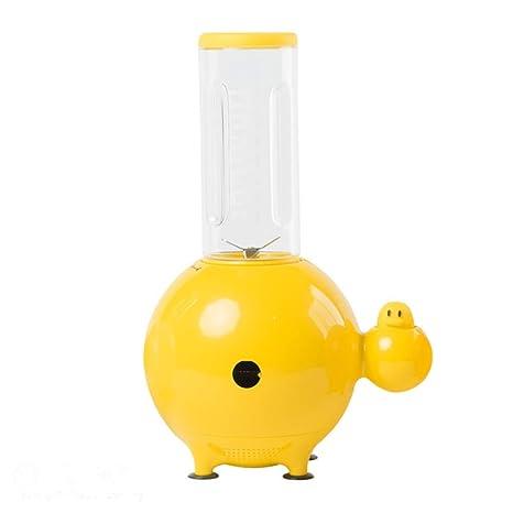 KOSHSH Licuadora Portátil Mini Batidora Taza Licuadora Pequeña Batidora USB Recargar para Frutas Alimentos para Bebés