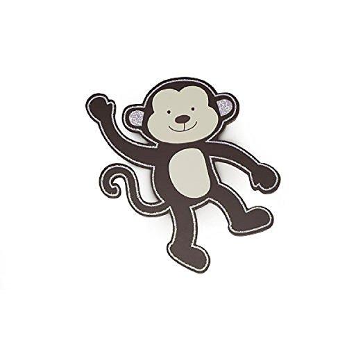 "Babies""R""Us Wooden Nursery Monkey Wall Decor Brown – The Super Cheap"