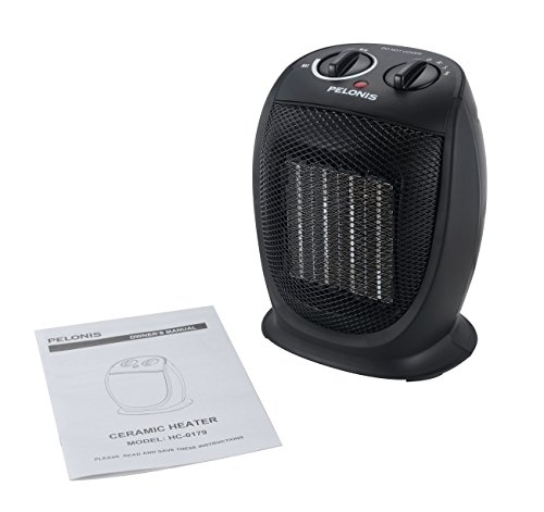 PELONIS Ceramic Heater Adjustable