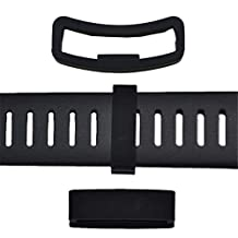 Rubber Watchband for SUUNTO CORE SS014993000, LoveAMZ Wristband Replacement Watch Band Wrist Strap