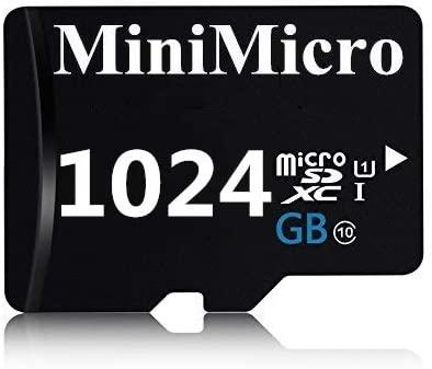 Potente Tarjeta de Memoria Micro SD de 1024 GB/1 TB ...