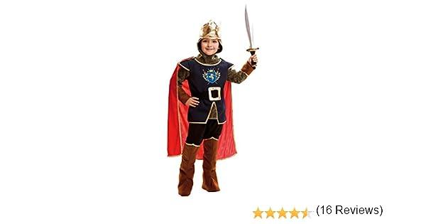 My Other Me Me-202027 Disfraz de caballero para niño, 3-4 años (Viving Costumes 202027