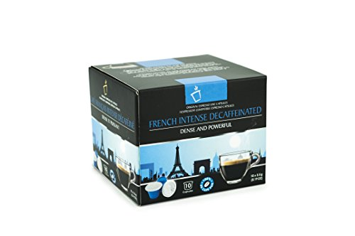 120 French Intenso Decaffeinato - Nespresso* Compatible