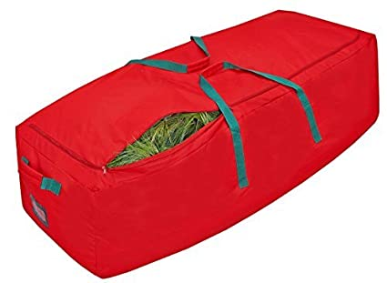 Amazon.com  Simplify 11 Foot Christmas Tree Rolling Storage Bag ... ee5c392caf5b0