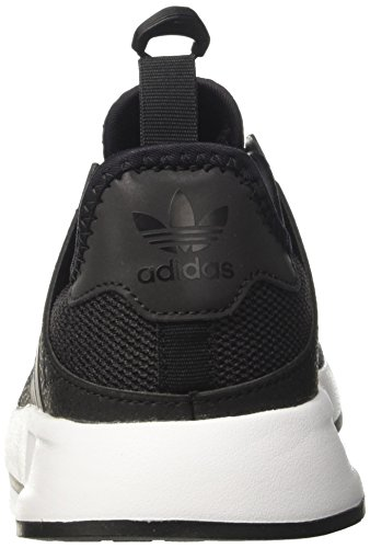 Core Kids' Ftwr White Black adidas Black PLR Trainers Unisex X Core Black 1F5wYU