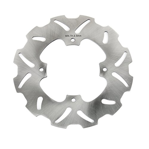 - TARAZON Stainless Steel Rear Brake Disc Rotor for Yamaha YZ 80 1993-2001 YZ 85 2002-2017