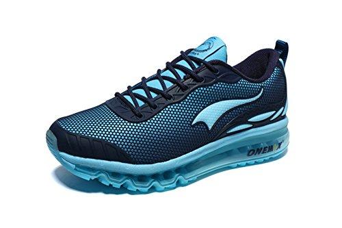 OneMix, Scarpe da corsa uomo, blu (Blue), 40