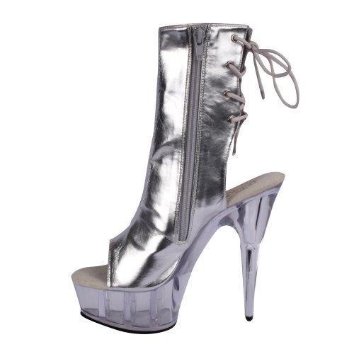 Pleaser - Sandalias de vestir para mujer