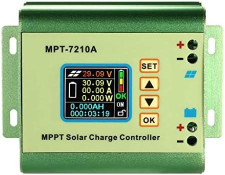 Moligh doll Mppt Solar Platte Batterie Regler Regler Mit Lcd Farb Anzeige 24/36/48/60 / 72V 10A Mit Dc-Dc Lade Funktion