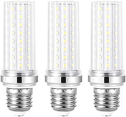 YIUN E27 Bombillas vela del LED, 20W LED Candelabra bombillas de ...