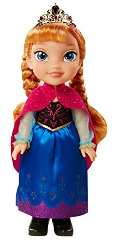 Disney Frozen Toddler Anna Doll