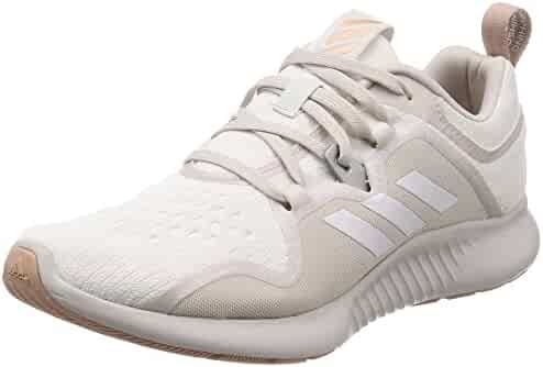 the latest 5c9d8 f3ff5 adidas Womens Edgebounce W, Cloud WhiteGrey  ASH Pearl
