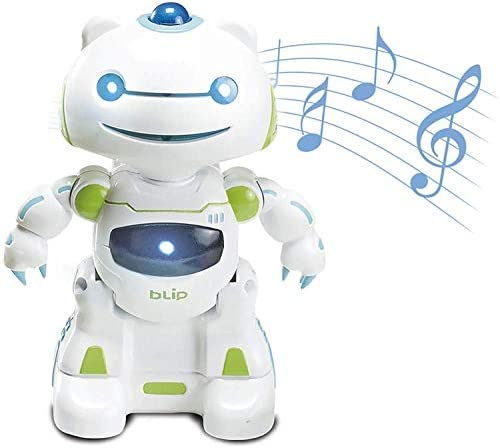 Educa Borrás – Agent Blip – Robot programable Juego Educativo, 17795, única , color/modelo surtido: Amazon.es: Juguetes y juegos