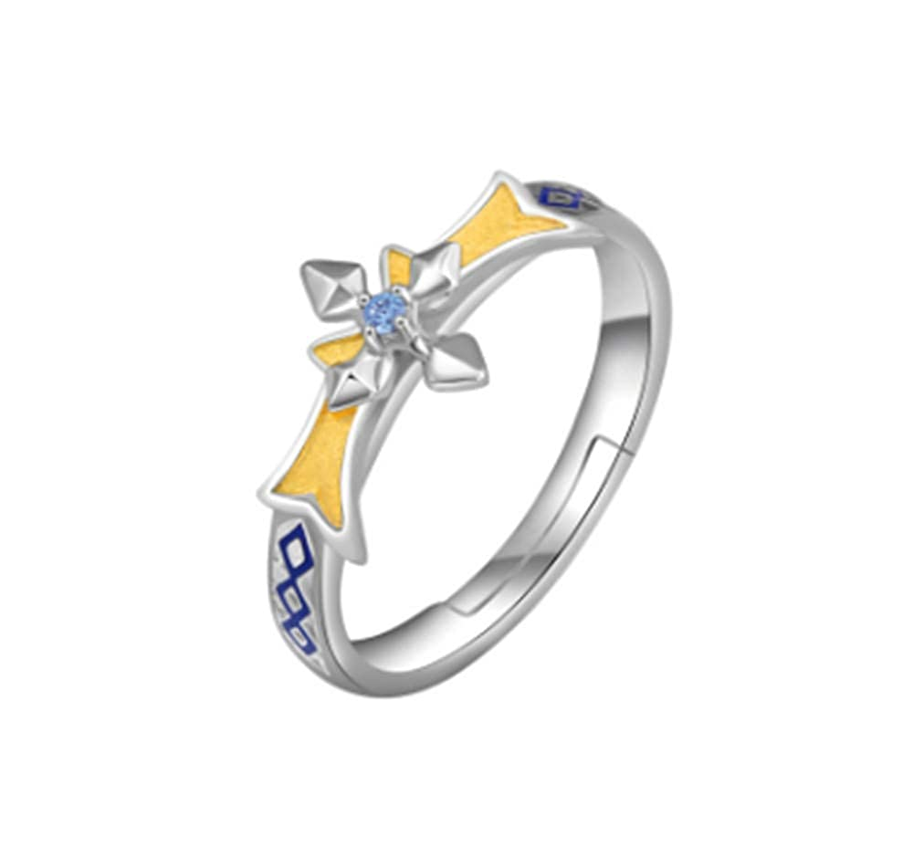 Anime Sword Art Online Alice Alicization Ring 925 Sterling Silver Cosplay Gift Usa Size 759 Amazoncouk Jewellery: Sword Art Online Wedding Ring At Websimilar.org