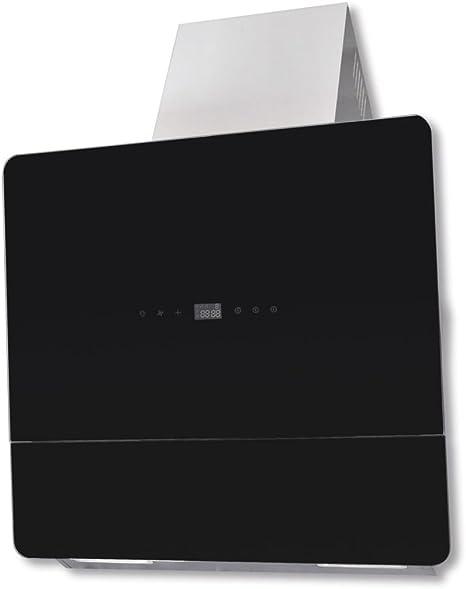 tuduo campana de cristal templado con pantalla 600 mm negra Campanas extractoras Campanas cocina: Amazon.es: Grandes electrodomésticos