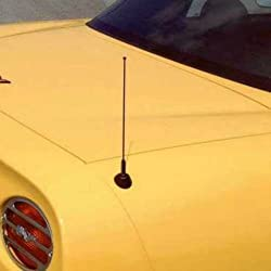 """C5 Corvette ZO6 Antenna Short Mast 14"""" inches Fits: 99 through 04 Z06 and FRC Corvettes Only"""