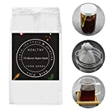 2 Pack - Cold Brew Coffee Bag - 8.6X5 Inches