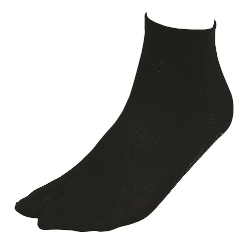[Marugo] Unisex-Adult Tabi Socks for Ninja Shoes Jikatabi, w.Non-slip rubber processing