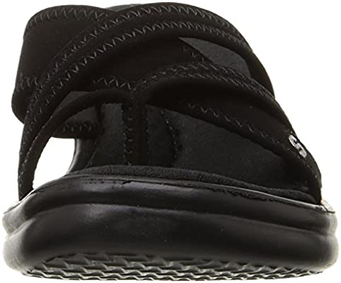 Skechers Women/'s Rumblers-Young At Heart Wedge Sandal