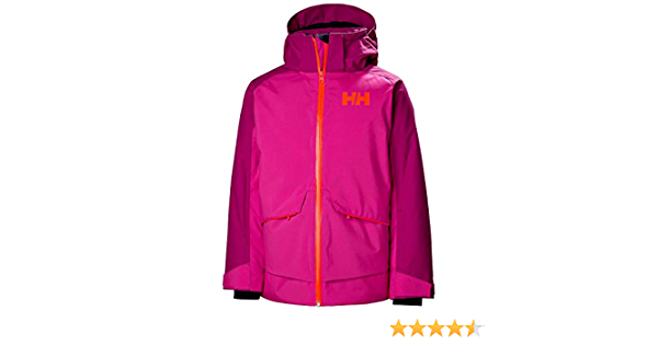 Unisex ni/ños Helly Hansen Jr Starlight Jacket Chaqueta