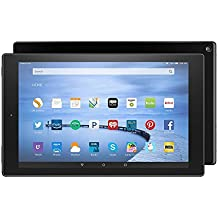 "Certified Refurbished Fire HD 10 Tablet, 10.1"" HD Display, Wi-Fi, 16 GB - Includes Special Offers, Black (Previous Generation - 5th)"