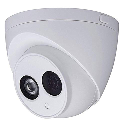 4MP Outdoor Security PoE IP Camera HDW4433C-A 2.8mm Fixed Lens