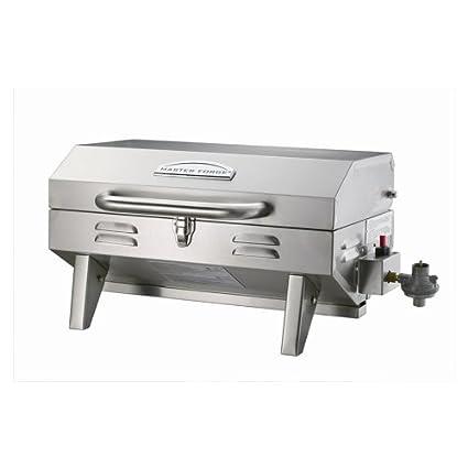Master Forge Bbq Grill.Amazon Com Master Forge Liquid Propane Tabletop Grill