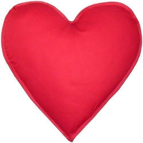 Cojín con forma de corazón almohada con forma de corazón ...
