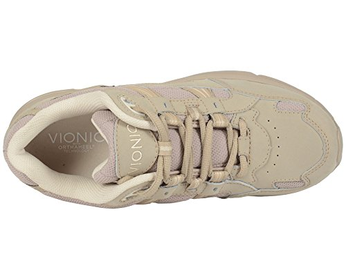 Vionic Women's Walker Classic Shoes Taupe/Taupe newest Qsc8P