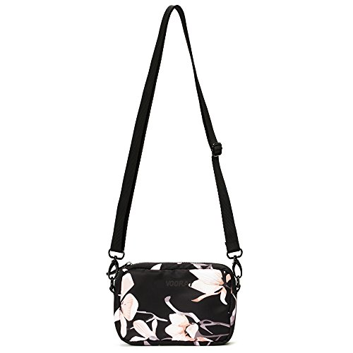 Blossom Cherry Vooray for Black Gym Sidekick Crossbody Travel Small and qq6pzwv8