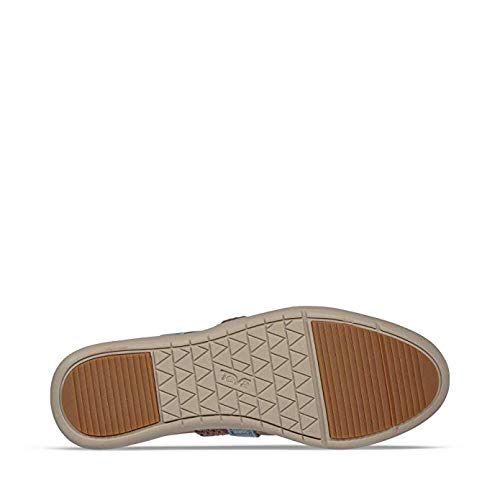 donna Noce 9 Teva Casual da Slipon Hydrolife Leather qg0xOPX