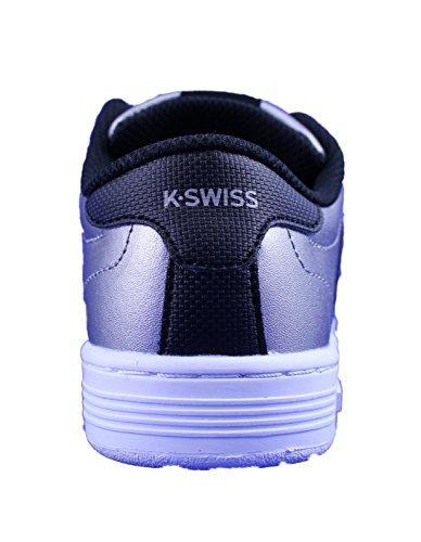 K-SwissHoke Strap - K - Hoke Strap - K Unisex-Kinder Gunmetal/Black