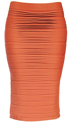 midi bandeau bodycon dress - 5